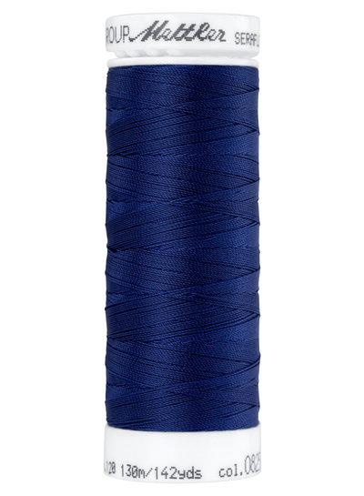 Mettler Seraflex - elastic thread - navy blue 0825