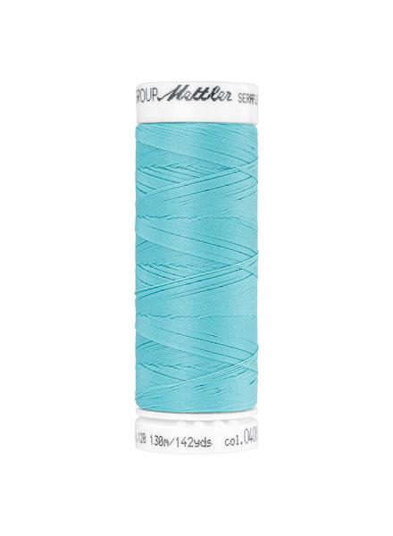 Mettler Seraflex - elastisch garen - turquoise 0408