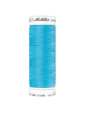 Mettler Seraflex - elastisch garen - aqua blauw 0409