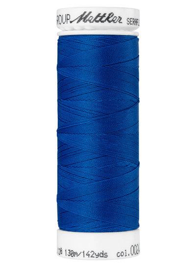 Mettler Seraflex - elastisch garen - petrol blauw 0024