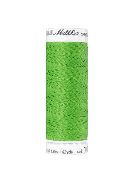 Mettler Seraflex - elastic thread - green 0092