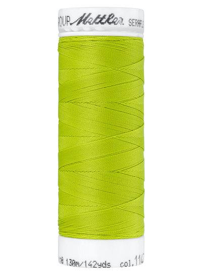 Mettler Seraflex - elastic thread - lime green 1147