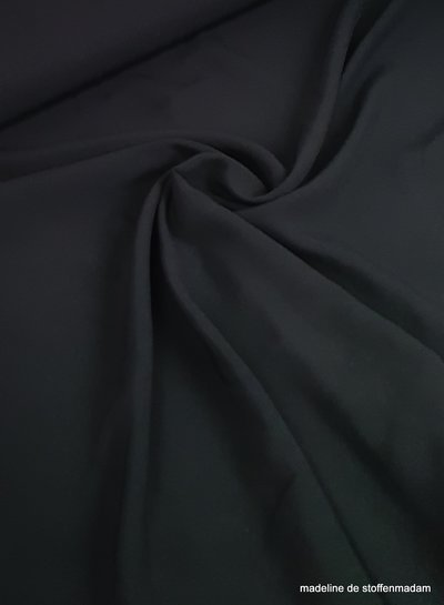 black viscose