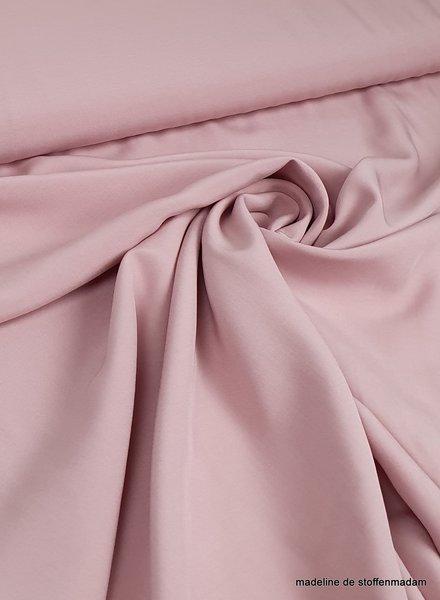 oud roze viscose