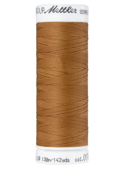Mettler Seraflex - elastisch garen - cognac 0174