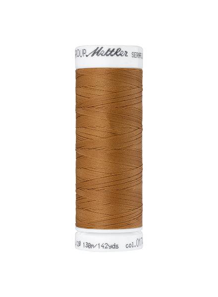 Mettler Seraflex - elastic thread - brandy 0174