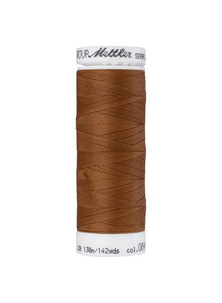 Mettler Seraflex - elastisch garen - roest 0899