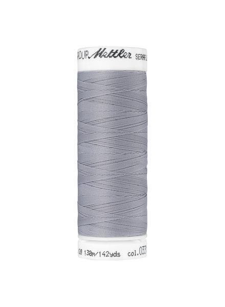 Mettler Seraflex - elastisch garen - lichtgrijs 0331