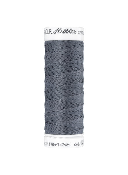 Mettler Seraflex - elastic thread - black 0415