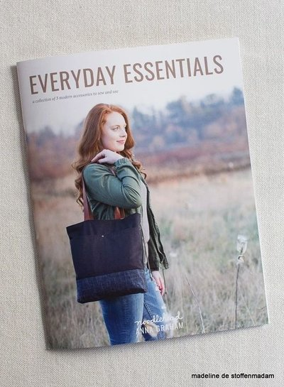 Noodlehead Everyday Essentias - Noodlehead pattern book