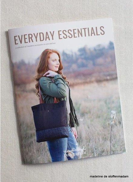 Noodlehead Everyday Essentias - Noodlehead patroonboek