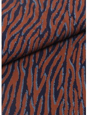 classy tiger print - viscose