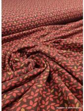 Swafing roest herfst bladeren - tricot