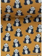 mini panda oker - katoentje
