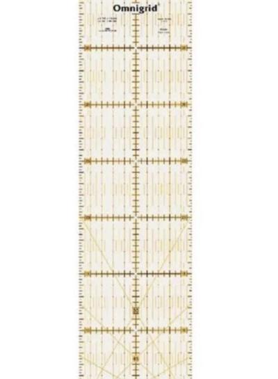 Prym Omnigrid ruler 10 x 45 cm