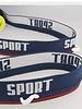 elastiek voor jogging of zwembroeken - met aantrekkoord - 85cm lang, 40mm breed