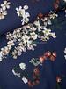 marine - klassevolle bloemen - crepe