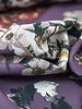 lila - classy flowers - crepe