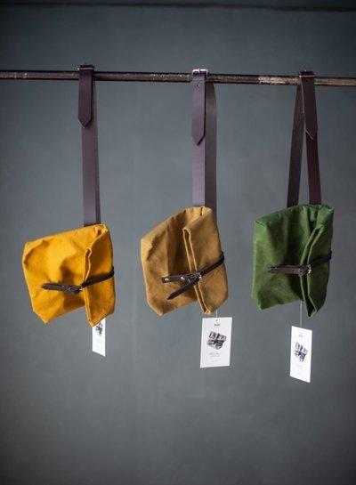 Merchant & Mills THE FIELD BELT - belted pocked bag