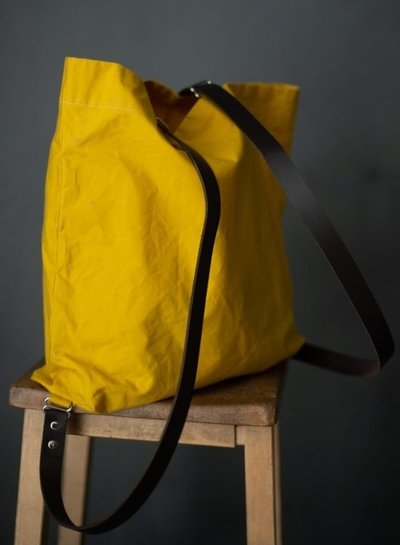 Merchant & Mills Costermonger - backpack market tote