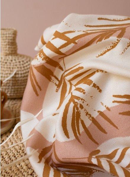 Atelier Brunette Canopy ochre- viscose