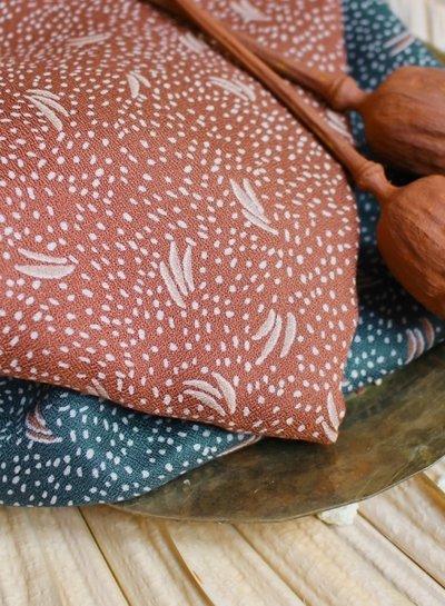 Atelier Brunette Dune chestnut - viscose