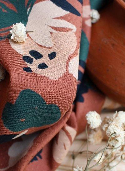 Atelier Brunette posie chestnut - viscose
