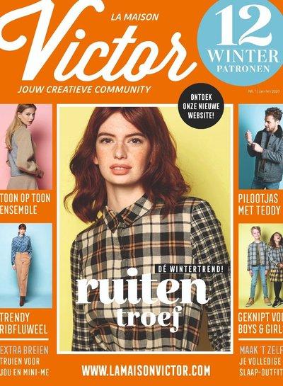 La Maison Victor LMV editie 1| jan-feb 2020