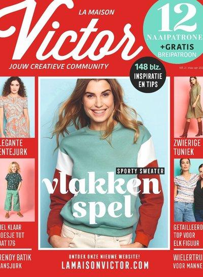 La Maison Victor LMV editie 2|maa-apr 2020