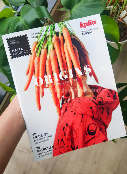 Origins autumn / winter - Katia magazine
