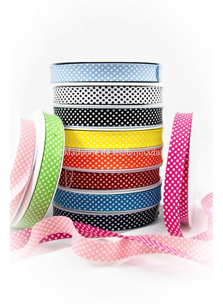 binding tape polkadot