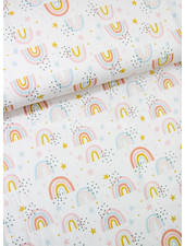 white small rainbows - jersey