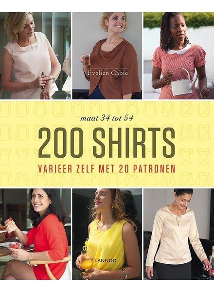 200 shirts - dutch version