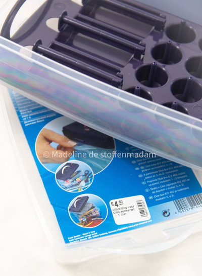 Prym supplement Click box Prym