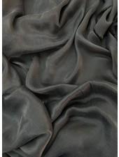 Ipeker - Vegan Textile cupro viscose - mooie structuur - donker khaki
