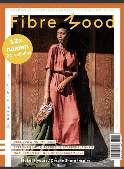 Fibremood Fibre Mood editie 11 - dutch version