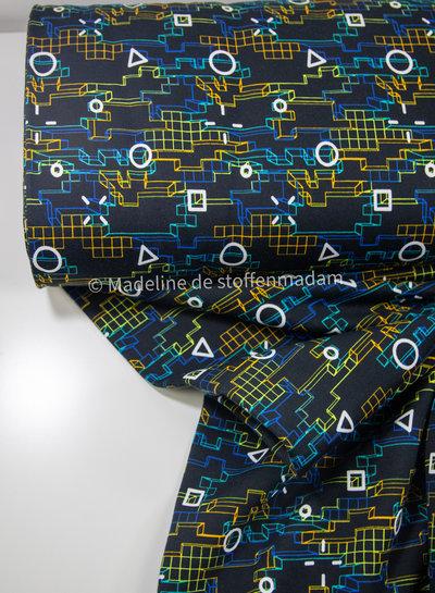 virtual world - sweater