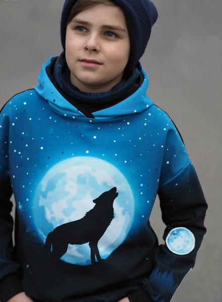 Wolf moon - Lycklig design - paneel