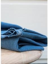 Mind The Maker Heavy  washed denim, 12.5 OZ - mid blue