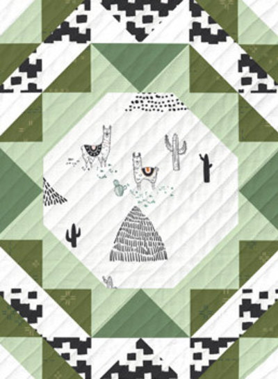ART GALLERY FABRICS Pacha Capsules - Inti Wasi  - cotton