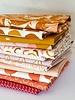 ART GALLERY FABRICS Stenciled Sun Yardage - cotton