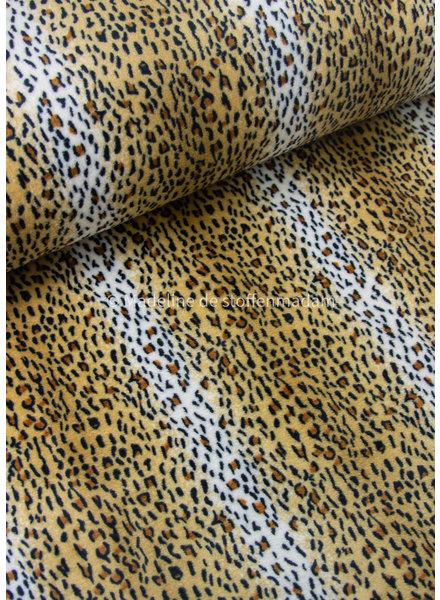 cheetah - wellness fleece