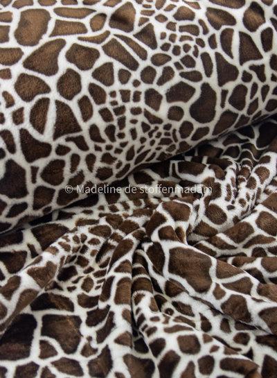giraf - wellness fleece