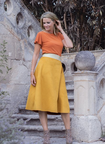 Bel'Etoile Cora shirt and skirt - ladies and teens - dutch version