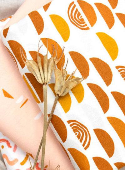 ART GALLERY FABRICS Unglazed Earthenware - cotton