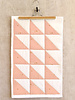 ART GALLERY FABRICS Stenciled Blush- cotton