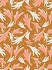 ART GALLERY FABRICS Freckled Leaves - katoen