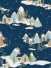 ART GALLERY FABRICS Winter Wonderland - katoen