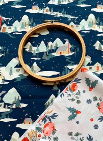 ART GALLERY FABRICS Winter Wonderland - cotton
