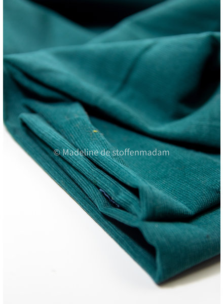 Mallard green babyrib - corduroy fine